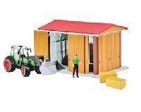 Máte doma magnetickou stavebnici a požární auto, které stříká?