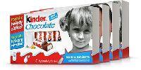 I ty můžeš soutěžit s Kinder čokoládou