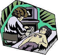 EKG, zdroj: www.clipart.com